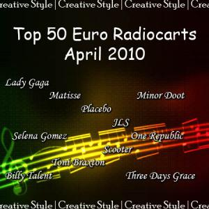 VA-Top 50 Euro Radiocharts (April 2010)