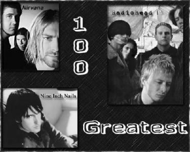 100 Greatest Rock Songs Of The 90's (2010)