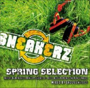Sneakerz Spring Selection mixed by Groovenatics (2010)
