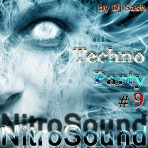 NitroSound - Techno Party 9 (2010)