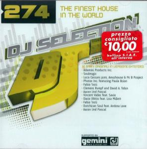 Dj Selection Vol 274 (The Finest House In The World) (2010)