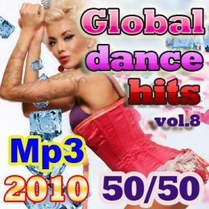 Global super dance hits -  8 (2010)
