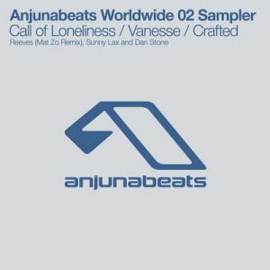Anjunabeats Worldwide 02 Sampler (2010)