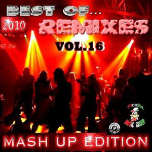 Best of Remixes 2010 vol.16 (2010)