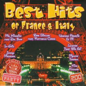 Best Hits Of France And Italy (2011)