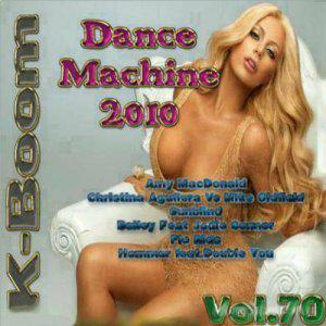 K-Boom Vol.70 Dance Machine (2010)