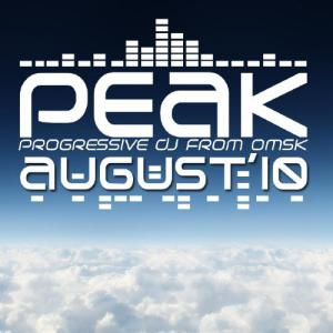 DJ Peak - August 10 House Promo (2010)
