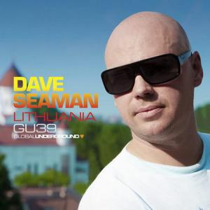GU39 Lithuania (Mixed By Dave Seaman) (2010)