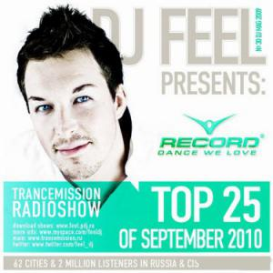 DJ Feel - TranceMission (Top 25 September) (30-09-2010)