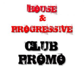 Club Promo-House and Progressive (20.09.2010)