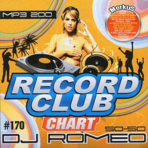Record Club Chart DJ Romeo 50/50 (2010)