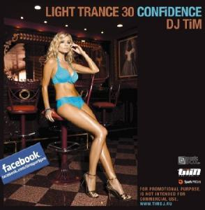 "DJ TiM - Light trance тридцать ""CONFiDENCE"" (2010)"
